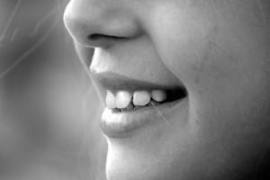 Vita friska tänder