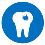 Hål i tand
